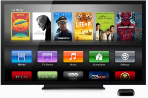 AppleTV Screen